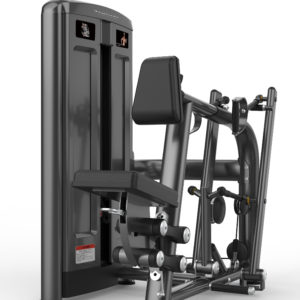 M7-1009 Seated Row/Rear Delt