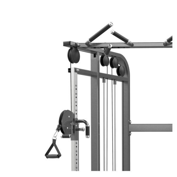 FM-2001 Dual Adjustable Pulley