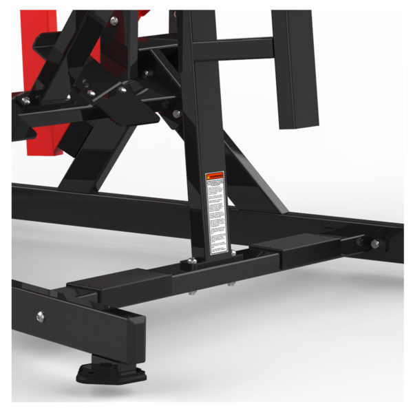 HS-1011 Iso-Lateral Rowing