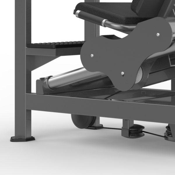 M2-1009 Seated Leg Press