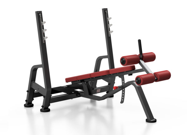 MP-L208 Olympic Decline Bench