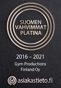 Suomen vahvimmat tunnus